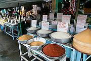 Rice, Market, Sa Dec, Mekong River, Vietnam, Asia