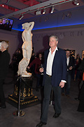 HENRY SOMERSET, DUKE OF BEAUFORT;  Sotheby's Erotic sale cocktail party, Sothebys. London. 14 February 2018