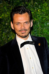 Matthew Williamson attends the 58th London Evening Standard Theatre Awards in association with Burberry, London, UK, November 25, 2012. Photo by Chris Joseph / i-Images.
