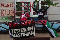 2021-08-06 Palestine Action Shut Elbit Down