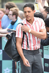 June 20, 2019 - New York, NY, USA - June 20, 2018 New York City..Theo Rossi made an appearance on Build Series on June 20, 2018 in New York City. (Credit Image: © Kristin Callahan/Ace Pictures via ZUMA Press)