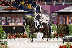 Krüth Carina Cassöe, DEN, Heiline s Danciera, 120<br /> Olympic Games Tokyo 2021<br /> © Hippo Foto - Stefan Lafrentz<br /> 27/07/2021