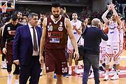 Watt Mitchell<br /> Grissin Bon Pallacanestro Reggio Emilia - Umana Reyer Venezia<br /> Lega Basket Serie A 2018/2019<br /> Reggio Emilia, 30/12/2018<br /> Foto A.Giberti / Ciamillo - Castoria