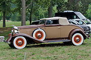 Packard,Keeneland Concours D'Elegance,Lexington,Ky.
