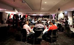 Guests take their seats for the Lansdown Club event - Mandatory by-line: Robbie Stephenson/JMP - 06/09/2016 - GENERAL SPORT - Ashton Gate - Bristol, England - Lansdown Club -