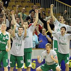 20100603: SLO, Slovenian national basketball championship, KK Union Olimpija vs KK Krka