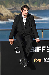 September 22, 2018 - San Sebastian, Baskenland, Spanien - Louis Garrel beim Photocall zu 'A Faithful Man' auf dem 66. Internationalen Filmfestival San Sebastian / Festival Internacional de Cine de San Sebastián auf der Kursaal Terasse. San Sebastian, 22.09.2018 (Credit Image: © Future-Image via ZUMA Press)