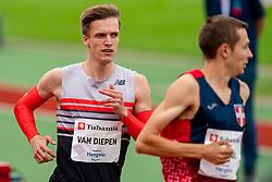 Tonyvan Diepenof Netherlands in action on the 800 meter during FBK Games 2021 on 06 june 2021 in Hengelo.