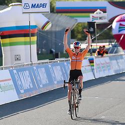26-09-2020: wielrennen: WK weg vrouwen: Imola<br /> 26-09-2020: wielrennen: WK weg vrouwen: Imola
