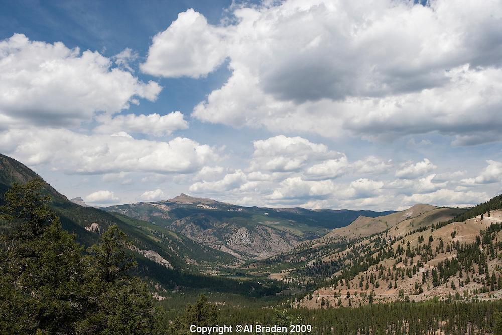 Lake San Cristobal, Spring Creek Pass, CO.