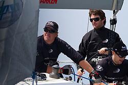 Adam Minoprio, Black Match Racing, training Match Race Germany.   World Match Race Tour. Langenargen, Germany. 19 May 2010. Photo: Gareth Cooke/Subzero Images/WMRT
