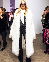 """Rachel Zoe releases a photo on Twitter with the following caption: """"""""Dreaming of winter style today on a cold 💦☔️ day today in #lalaland  #cozyvibes #layers xoRZ"""""""". Photo Credit: Twitter *** No USA Distribution *** For Editorial Use Only *** Not to be Published in Books or Photo Books ***  Please note: Fees charged by the agency are for the agency's services only, and do not, nor are they intended to, convey to the user any ownership of Copyright or License in the material. The agency does not claim any ownership including but not limited to Copyright or License in the attached material. By publishing this material you expressly agree to indemnify and to hold the agency and its directors, shareholders and employees harmless from any loss, claims, damages, demands, expenses (including legal fees), or any causes of action or allegation against the agency arising out of or connected in any way with publication of the material."""