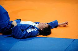 14-11-2009 JUDO: NK JUDO DAMES: ROTTERDAM <br /> Linda Bolderg (-70 kg)<br /> ©2009-WWW.FOTOHOOGENDOORN.NL