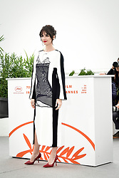 Rendez-vous With Sylvester Stallone & Rambo V: Last Blood - The 72nd Annual Cannes Film Festival. 24 May 2019 Pictured: Paz Vega. Photo credit: Daniele Cifalà / MEGA TheMegaAgency.com +1 888 505 6342