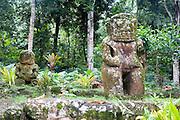 Meae Iipona, Puamau, Hiva Oa, Marquesas Islands, French Polynesia<br />