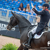 Wednesday 12 September - Social Media Images -Team GBR - World Equestrian Games 2018 - Tryon, NC
