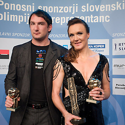 20091222: Slovenian Sportsmen of the year 2009