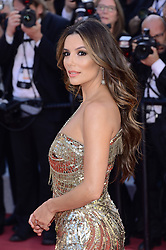 May 16, 2019 - WORLD RIGHTS.Cannes, France, 16.05.2019, 72th Cannes Film Festival in Cannes. The 72th edition of the film festival will run from May 14 to May 25. .Red carpet ''Rocketman''.NZ. Eva Longoria .Fot. Radoslaw Nawrocki/FORUM (FRANCE - Tags: ENTERTAINMENT; RED CARPET) (Credit Image: © FORUM via ZUMA Press)