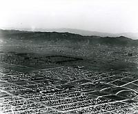 1924 Looking NW at Hancock Park