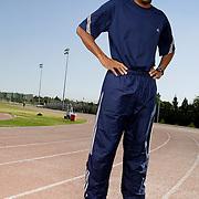 Olympian Mike Powell