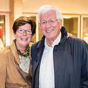 NLD/Utrecht/20170922 - Premiere documentaire A Family Quartet, Maartje van Weegen en partner Joop Daalmeijer