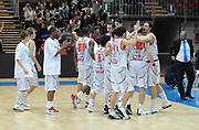 DESCRIZIONE : Piacenza Campionato Lega Basket A2 2011-12 Morpho Basket Piacenza Givova Scafati<br /> GIOCATORE : Esultanza Piacenza<br /> SQUADRA : Morpho Basket Piacenza<br /> EVENTO : Campionato Lega Basket A2 2011-2012<br /> GARA : Morpho Basket Piacenza Givova Scafati<br /> DATA : 30/10/2011<br /> CATEGORIA : Esultanza<br /> SPORT : Pallacanestro <br /> AUTORE : Agenzia Ciamillo-Castoria/L.Lussoso<br /> Galleria : Lega Basket A2 2011-2012 <br /> Fotonotizia : Piacenza Campionato Lega Basket A2 2011-12 Morpho Basket Piacenza Givova Scafati<br /> Predefinita :