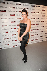 LISA SNOWDON at The Love Ball hosted by Natalia Vodianova and Lucy Yeomans to raise funds for The Naked Heart Foundation held at The Round House, Chalk Farm, London on 23rd February 2010.