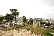 Israel, Upper Galilee, Tzfat, General view of the city