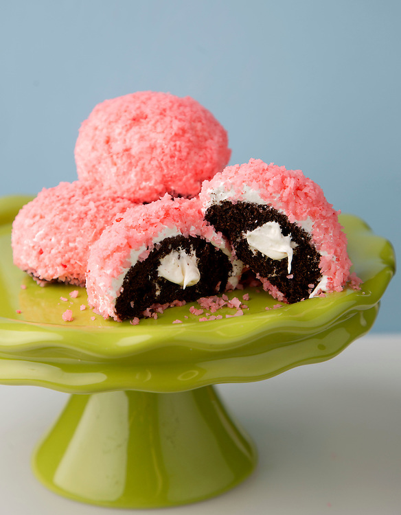 Snowballs from Bake Me Happy for the Crave Sweet page. (Will Shilling/Crave)