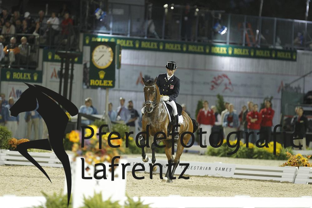 RAPEWICZ Michal, Randon<br /> Kentucky - Alltech FEI WEG 2010<br /> /Stefan Lafrentz
