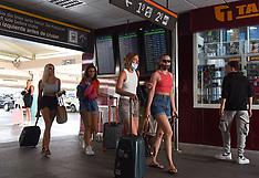 28072020 Malaga Airport