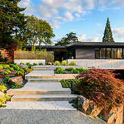 Home designed by Lane Williams Architects