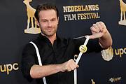NFF dag 4 - Nederlands Film Festival met de Premiere A'DAM - E.V.A. in TivoliVredenburg, Utrecht.<br /> <br /> Op de foto: <br />  Rutger Remkes