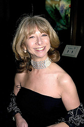 Actress HELEN WORTH at a ball in London on <br /> 8th June 2000.OFB 61<br /> © Desmond O'Neill Features:- 020 8971 9600<br />    10 Victoria Mews, London.  SW18 3PY <br /> www.donfeatures.com   photos@donfeatures.com<br /> MINIMUM REPRODUCTION FEE AS AGREED.<br /> PHOTOGRAPH BY DOMINIC O'NEILL