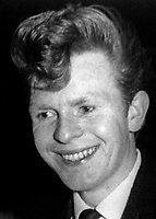 Jimmy Willis, aka Robert James Willis, 33 years, married, 2 children, who was gunned down on the Lisburn Road, Belfast, N Ireland, by a UVF gunman on 4th October 1974. He was on his way to work with a Roman Catholic friend. Willis was due to finish his employment and travel the following day to England to join his Roman Catholic wife & family. 197410040557<br /> <br /> Copyright Image from Victor Patterson, Belfast, UK<br /> <br /> t: +44 28 9066 1296 (from Rep of Ireland 048 9066 1296)<br /> m: +44 7802 353836<br /> e: victorpattersonbelfast@gmail.com<br /> <br /> www.images4media.com<br /> <br /> Please see my full Terms and Conditions of Use at https://www.images4media.com/p/terms-conditions - it is IMPORTANT that you familiarise yourself with them.<br /> <br /> Images used online incur an additional cost. This cost should be agreed in writing in advance. Online images must be visibly watermarked i.e. © Victor Patterson or that of the named photographer within the body of the image. The original metadata must not be deleted from images used online.<br /> <br /> This image is only available for the use of the download recipient i.e. television station, newspaper, magazine, book publisher, etc, and must not be passed on to a third party. It is also downloaded on condition that each and every usage is notified within 7 days to victorpattersonbelfast@gmail.com.<br /> <br /> The right of Victor Patterson (or the named photographer) to be identified as the author is asserted in accordance with The Copyright Designs And Patents Act (1988). All moral rights are asserted.