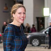 NLD/Amsterdam/20190115 - Koninklijke nieuwjaarsontvangst Nederlandse genodigden, Carola Schouten
