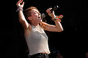 Photos of Misterwives performing live during the Billboard Hot 100 Music Festival at Nikon at Jones Beach Theatre in Wantagh, NY. August 23, 2015. Copyright © 2015. Matthew Eisman. All Rights Reserved