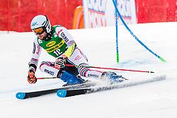 Favrot Thibaut (FRA) during the Audi FIS Alpine Ski World Cup Men's Giant Slalom at 60th Vitranc Cup 2021 on March 13, 2021 in Podkoren, Kranjska Gora, Slovenia Photo by Grega Valancic / Sportida