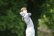 Conor Byrne (Strabane) during the final round of the Connacht Boys Amateur Championship, Oughterard Golf Club, Oughterard, Co. Galway, Ireland. 05/07/2019<br /> Picture: Golffile   Fran Caffrey<br /> <br /> <br /> All photo usage must carry mandatory copyright credit (© Golffile   Fran Caffrey)