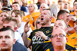Wolverhampton Wanderers fans - Mandatory by-line: Robbie Stephenson/JMP - 25/08/2019 - FOOTBALL - Molineux - Wolverhampton, England - Wolverhampton Wanderers v Burnley - Premier League
