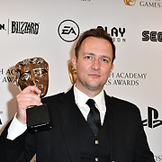 Winner: Forza Holizon by Ralph Fulton at the British Academy (BAFTA) Games Awards at Queen Elizabeth Hall, Southbank Centre  on 4 March 2019, London, UK.
