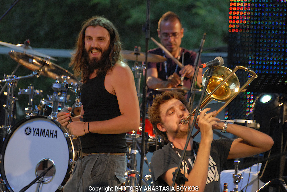 33th RIVER PARTY 2011<br /> BY ANASTASIA BOYKOS
