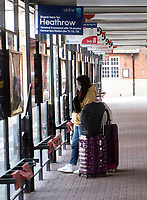 Gloucester Green Bus Station is the main bus station in Oxford.Photo by Brian Jordan
