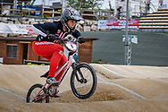 2021 UCI BMXSX World Cup 1&2<br /> Verona (Italy) - Friday Practice<br /> ^we#6 STANCIL, Felicia (USA, WE) Ssquared, AnswerBMX, TLD