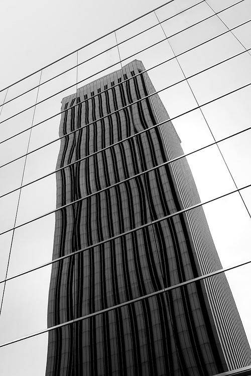Torre Picasso, en el complejo Azca, en Madrid.