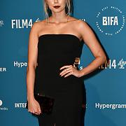 Sacha Parkinson Arrivers at The 21st British Independent Film Awards at 1 Old Billingsgate Walk on 21 December 2018, London, UK.