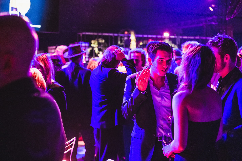 Film Fest Gent - Sfeer VIP-tent