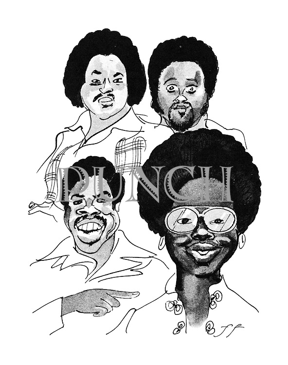 Passing Through : Gladys Knight and the Pips