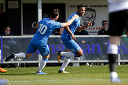 Hereford FC 2-2 Stockport County FC 6.4.19