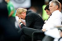 Fotball<br /> Nederland / Holland<br /> Foto: ProShots/Digitalsport<br /> NORWAY ONLY<br /> <br /> seizoen 2009 / 2010 , almelo , 01-08-2009, eredivisie , heracles - az , ronald koeman ziet het niet zitten